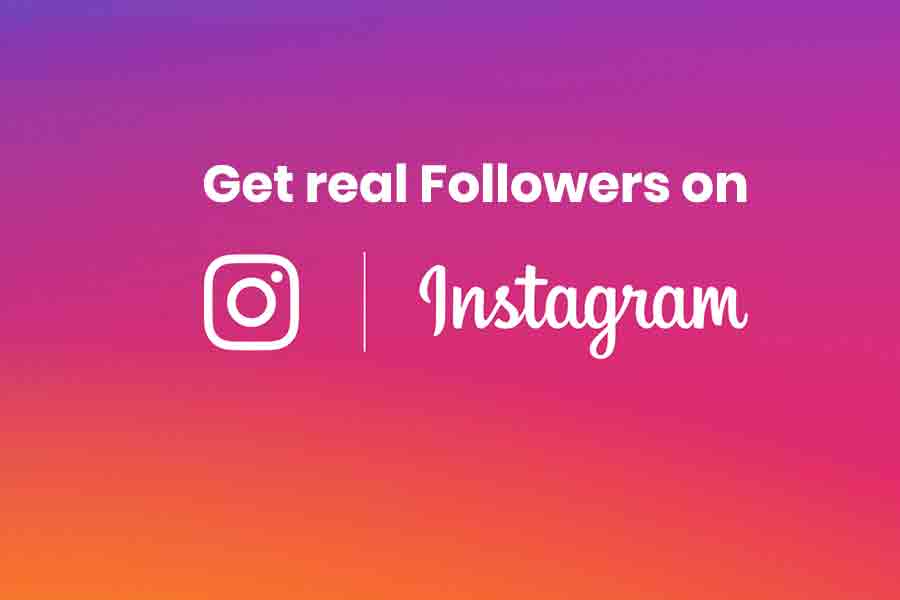 How to get real followers on Instagram?